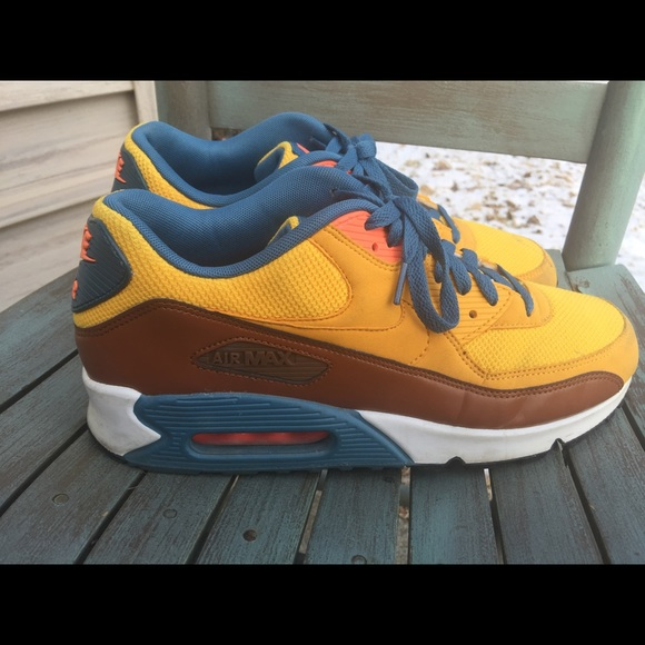 Men's Nike Air Max Running Sneakers Size 11M EUC